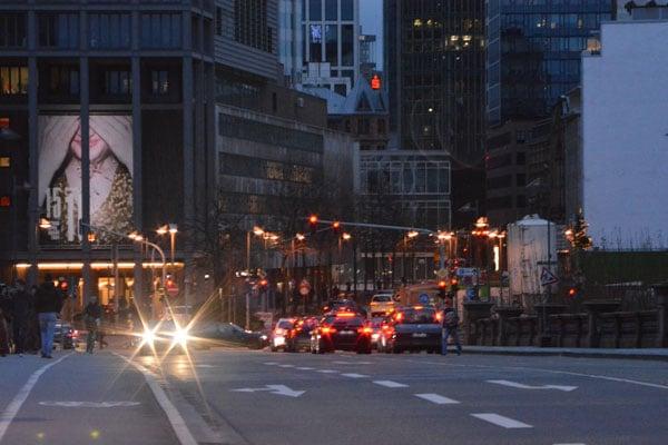 Frankfurter City – Mit welchen Zielen bewegen sich Menschen?